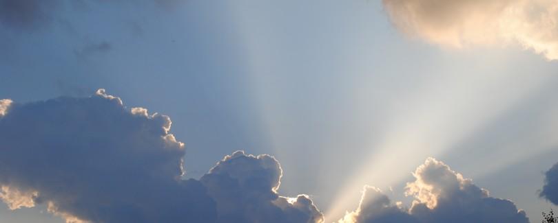 Pogoda na Wzgórzu Poręby, Solina, Bieszczady