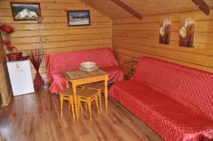 domki drewniane do wynajęcia nad soliną