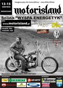Zlot motocyklowy 2014 - Solina